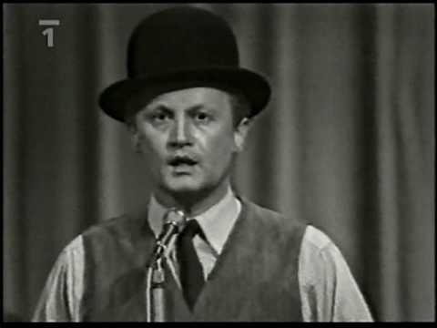 Jiří Šlitr - Hrozná tragédie s máslem (1965)