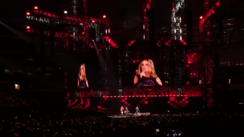 Taylor Swift and Sugarland - Babe (Live at Reputation Stadium Tour, Arlington)