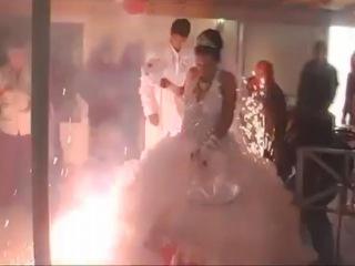 Стремная Свадебка - Видео из +100500
