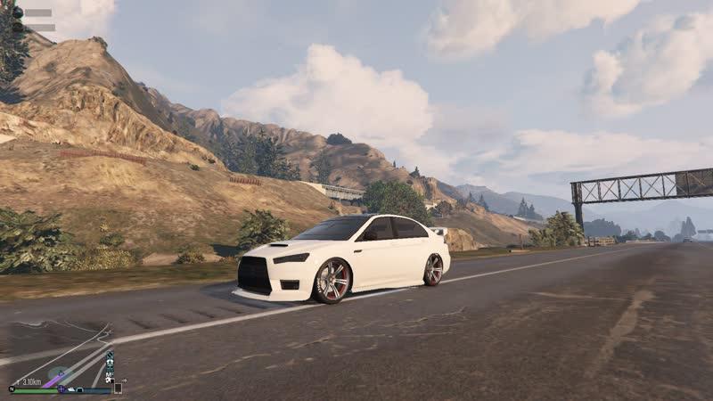 GTA - 5 угоняем машину