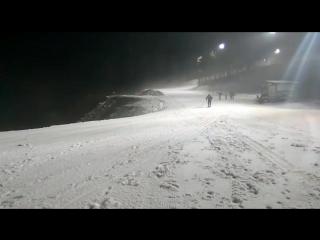 Ski resort rosa hutor.mp4