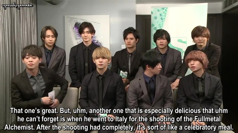 [ENG SUBS] 20180706 GEMTV Facebook LIVE Hey! Say! JUMP