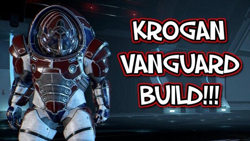 Mass Effect Andromeda Multiplayer Krogan Vanguard Silver SOLO