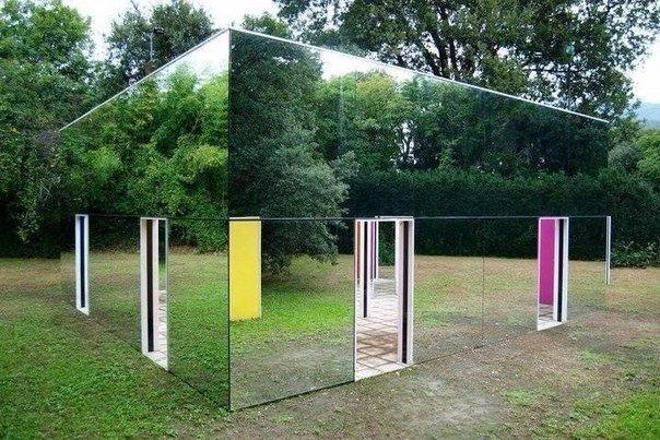 Зеркальный дом