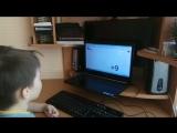 Егор 6 лет 5 месяцев занятий