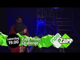 Zapp Music Challenge: elke zaterdag om 19:00u, NPO Zapp