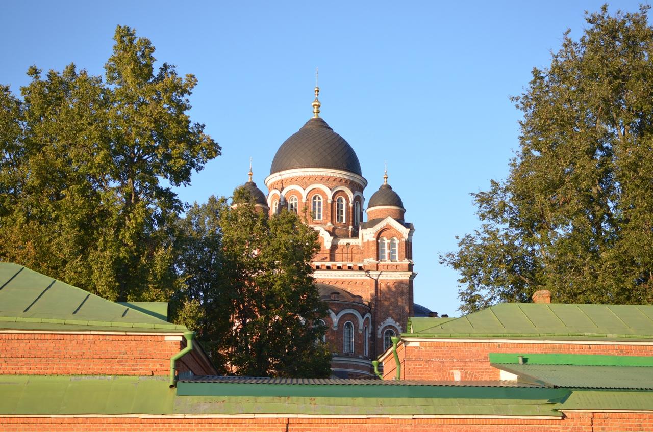 HO1HCEMpStM Спасо-Бородинский монастырь.