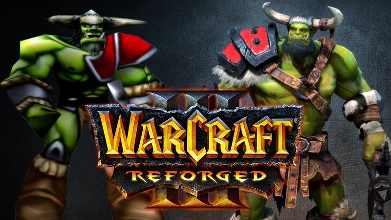 WARCRAFT III: REFORGED - Что нам известно?