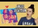 ANGEL by FIFTH HARMONY REACTION (I'm Bald)