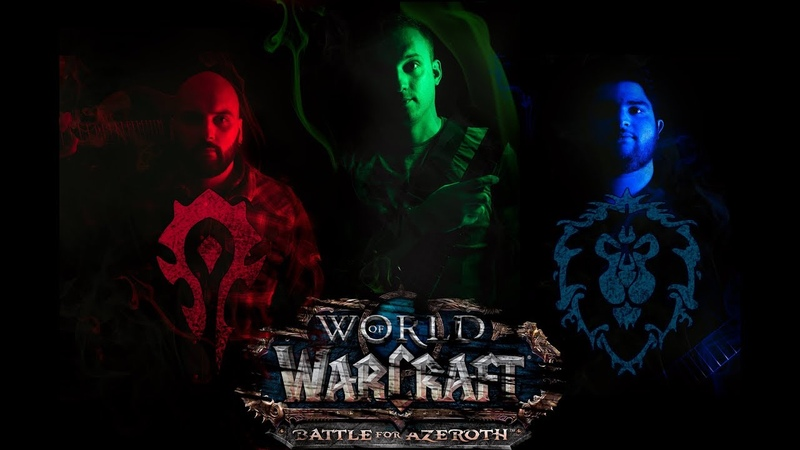 World of Warcraft - Battle for Azeroth [Metal Cover] || Evil Ducky Production