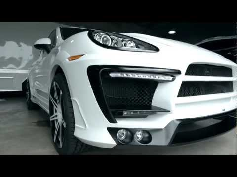 2013 Avorza Porsche Cayenne Turbo S Lumma Edition - The Auto Firm by Alex Vega