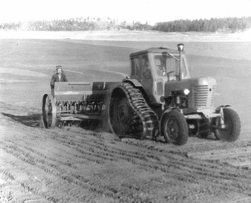 Техническая характеристика трактора МТЗ-82 (МТЗ-80