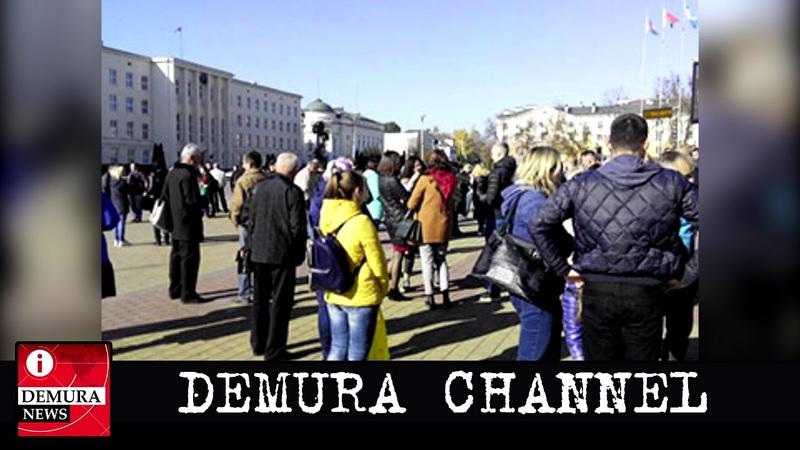 Протесты в Бресте вспыхнули с новой силой
