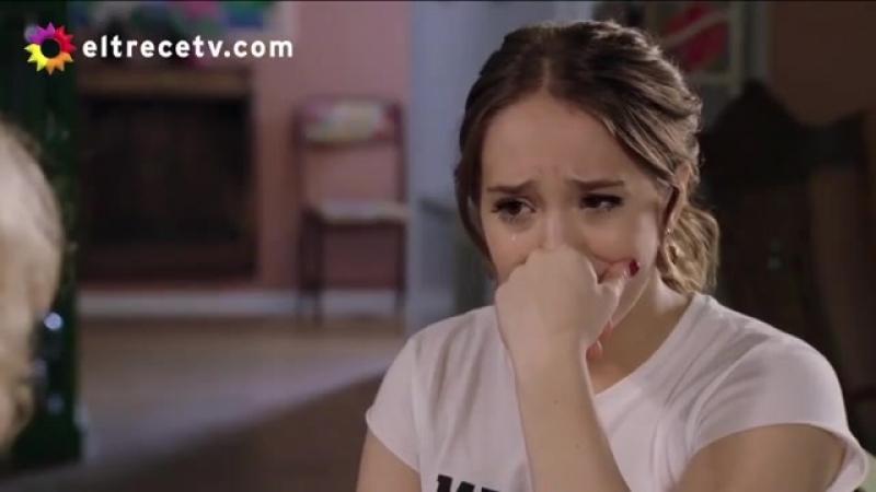 Simona tiene el corazón destrozado y busca refugio