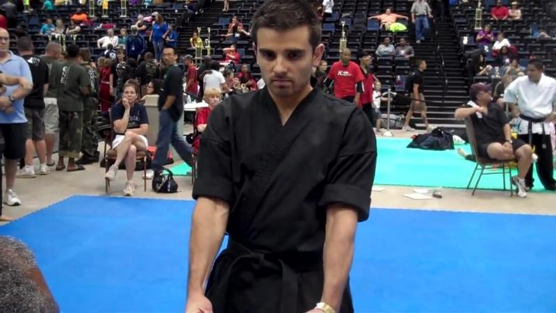 Matt Emig , Arhat-Do Kara-Te Forms at Gator Nationals 2018