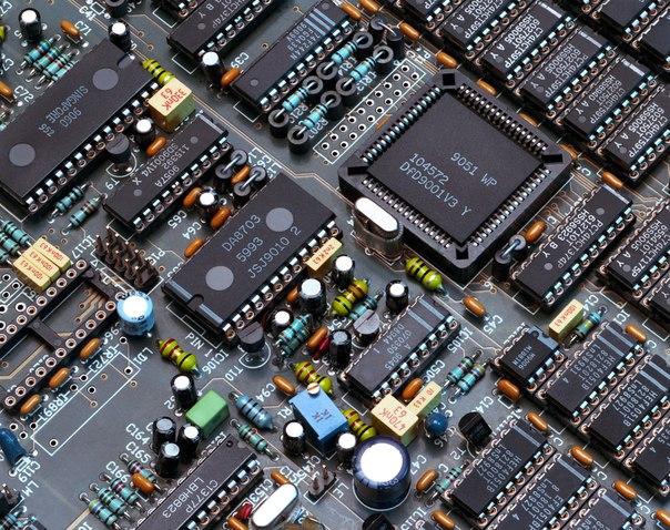 Радио-электронные схемы в