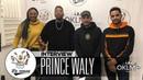 PRINCE WALY ( Boyz , Big Buddha Cheez, Tengo John, évolution ) - LaSauce sur OKLM Radio {OKLM TV}