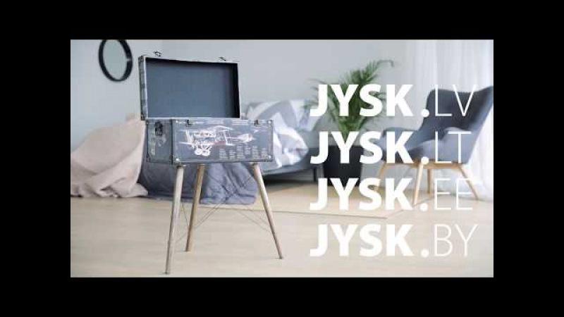JYSKart Episode 50: TRANSPORTATION Storage Table