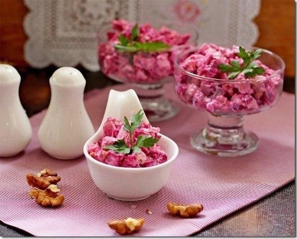 Полезно и очень вкусно: свекольный салат с