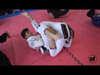 Paulo Miyao Thalison Soares roll In Portugal #bjf_rolling