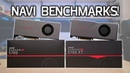 NAVI REVIEW: Radeon RX 5700 and 5700 XT Benchmarks vs RTX 2060 2070 Super!