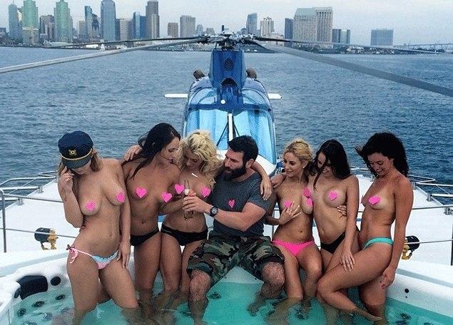 Дэн Билзерян,самый богатый и скандальный игрок в покер