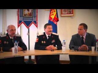 Подписание Генерального соглашения о взаимопомощи между Казачеством и Донецкой Народной Республикой
