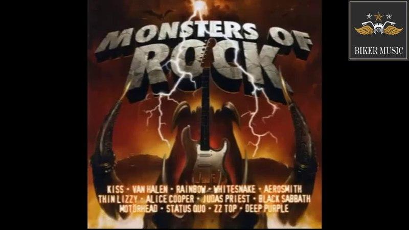 Monsters of Rock 1/2 70's y 80's - Playlist