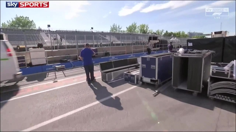 Formula1 2018. Round 7. Canada. Post Race