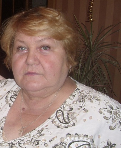 Валентина Жук, 12 августа 1951, Макеевка, id192370857