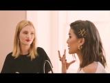 Rosie Huntington-Whiteley looks inside Camila Coelhos makeup bag