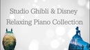 Studio Ghibli Disney Piano Collection for Studying and Sleeping