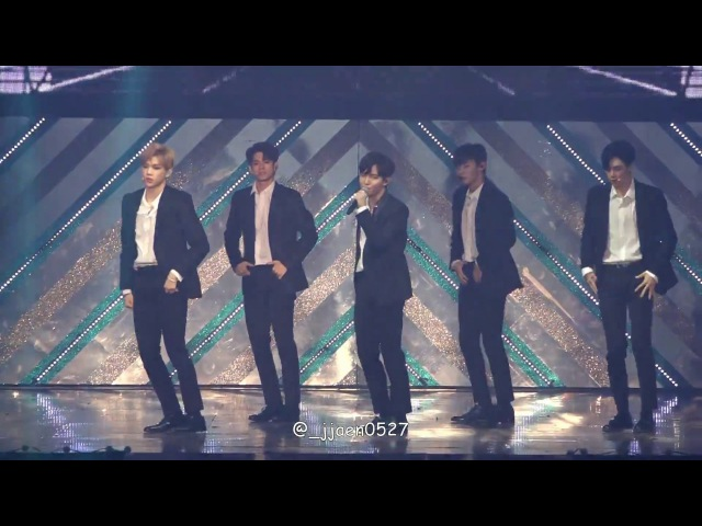 170702 프로듀스101시즌2 피날레콘서트 쏘리쏘리 직캠 (김재환 focus)