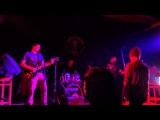 Салат Возмездия - Иван Бакуган (Old School Punk Party в Джо 07.02.15)
