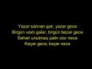 Elvin Mirzəzadə - Düşün Məni KARAOKE