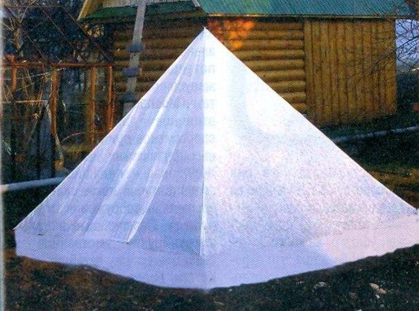 Фото пирамид своими руками