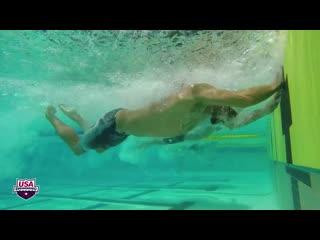 Michael phelps underwater - 2014 arena grand prix at santa clara
