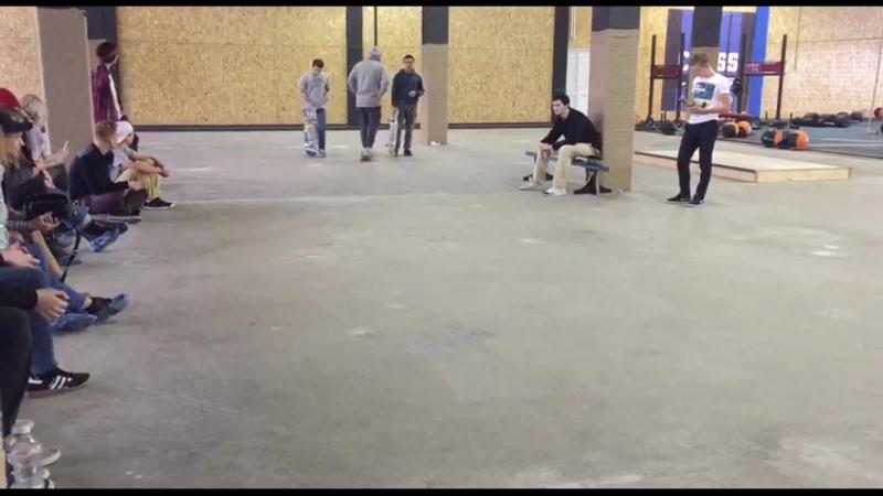 Doberman skate contest (5)