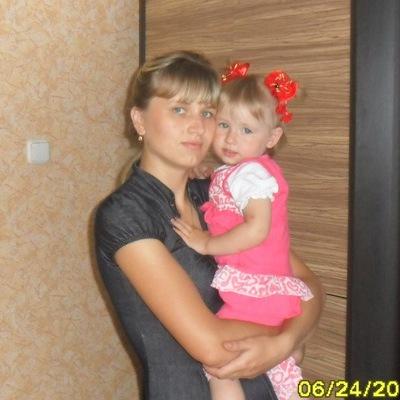 Наталья Веренич, 5 июня 1991, Столин, id200421019