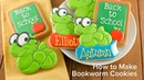 How to Make Bookworm Cookies
