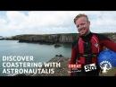 Astronautalis Coasteering in Wales | VisitBritain WildCardUK Adventure | STA Travel