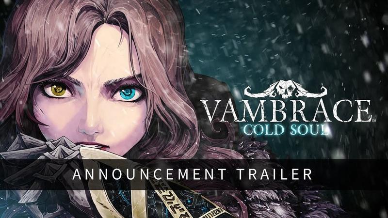 Vambrace Cold Soul - Announcement Trailer