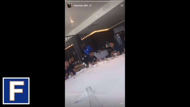 Мариано проходит прописку в Лионе 18/07/2017