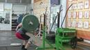 Маклаков Тимур,15 лет, вк 55 Приседания 110 кг