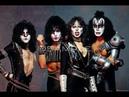 Kiss All Hell's Breakin' Loose Lyrics