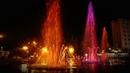 Цвето музыкальный фонтан, г Туапсе