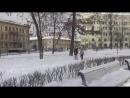 Снег 2018 года