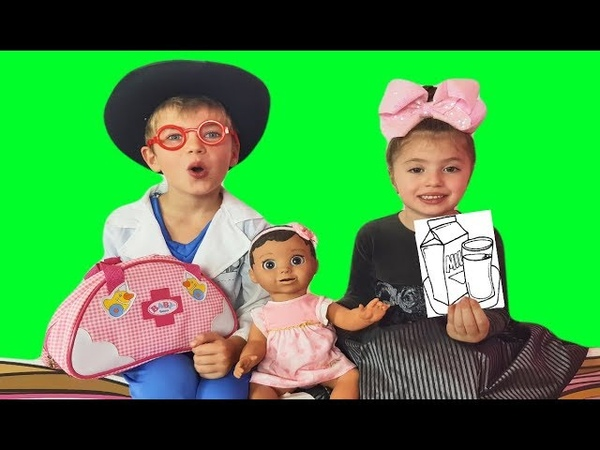Miss Polly Had a Dolly Songs for Kids Nursery Rhymes