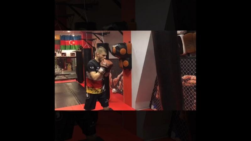 Приглашение от Марата Балаева и бойцов Motivator