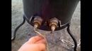 Автоклав электрический своими руками из газового балона